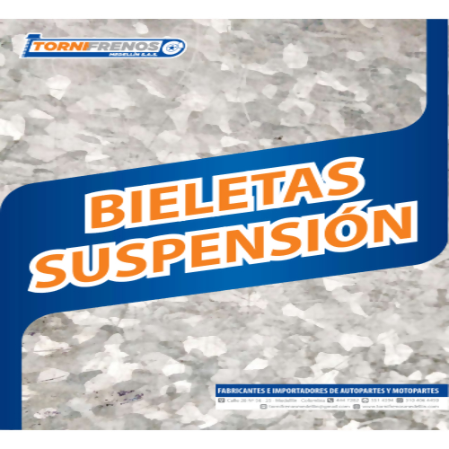 BIELETA SUSPENSION