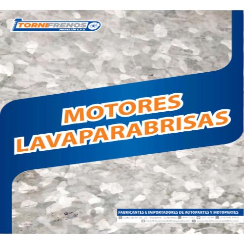 MOTOR LAVAVIDRIOS, MOTOR LAVAPARABRISAS