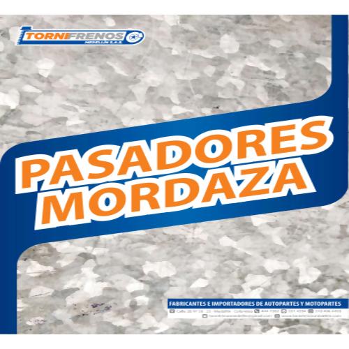PASADOR MORDAZA