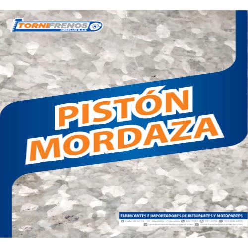 PISTON MORDAZA