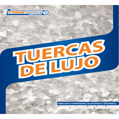 TUERCAS DE LUJO