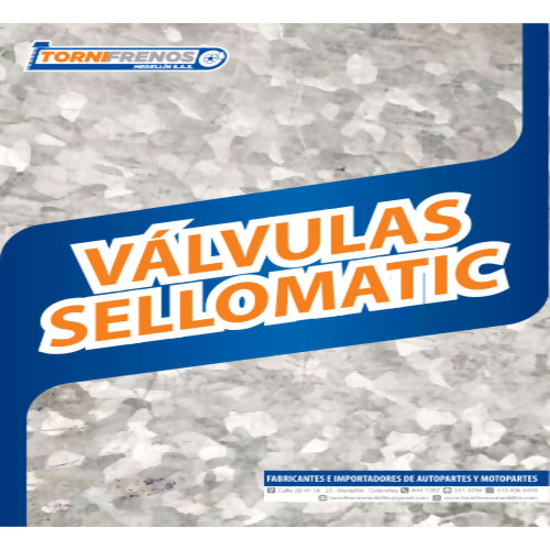 VALVULA SELLOMATIC
